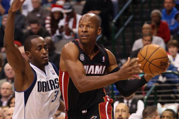 Ray Allen Injury: Updates on Heat Star's Shoulder