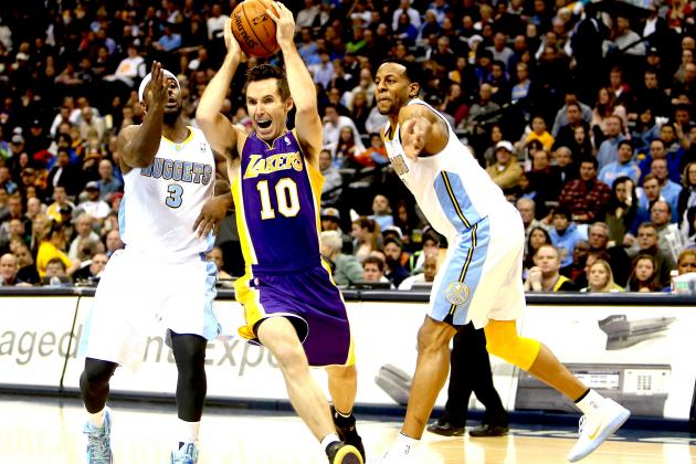 Los Angeles Lakers vs. Denver Nuggets: Live Score, Results and Game Highlights