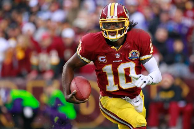 Redskins-Cowboys Rivalry: RGIII Says 'I Was Never a Fan' of Dallas