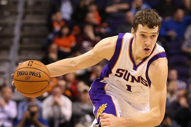Dragic Doubtful to Return vs. Knicks