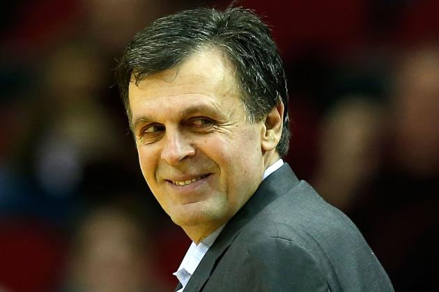 Reusse: McHale Has Rockets Playing with Pace While Filled with Sorrow