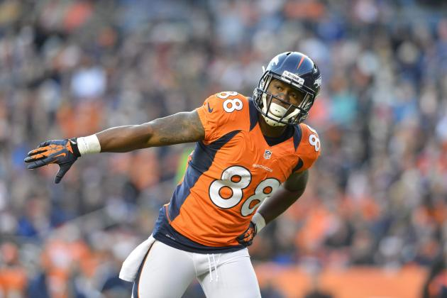Demaryius Thomas and Chris Harris Snubbed from Pro Bowl