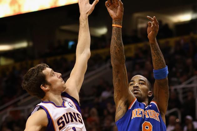 NBA Gamecast: Knicks vs. Suns