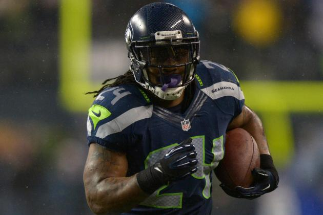 'Beast Mode' Punches His Ticket to Hawaii Along with 4 Other Seahawks