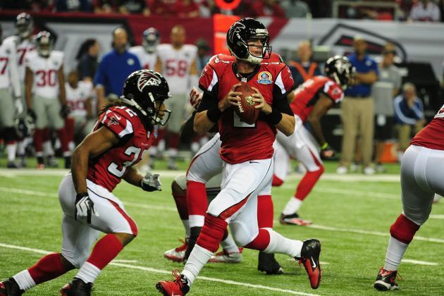 Atlanta Falcons: Why Can't the Atlanta Falcons Get Any Respect?