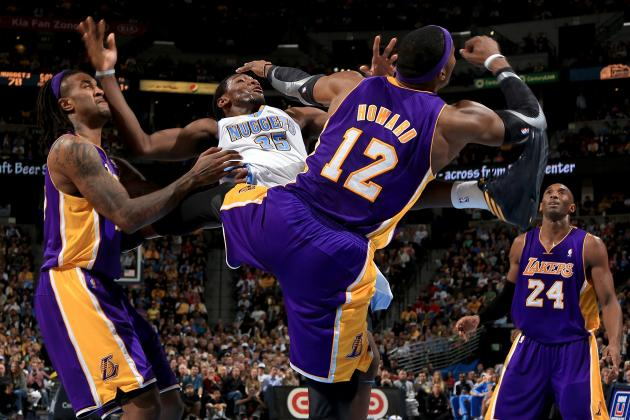 Nuggets Beat Lakers 126-114 in Denver