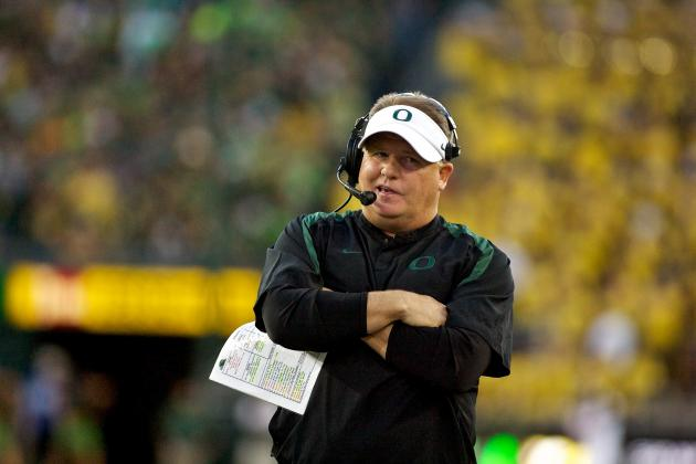 Oregon Coach Chip Kelly Shrugs off NFL Rumors, Focuses on Fiesta Bowl