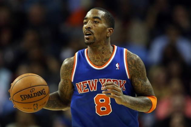 Knicks Beat Suns 99-97 for 21st NBA Win on Smith's Buzzer Basket