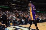 Kobe, Howard Disagree on Flagrant
