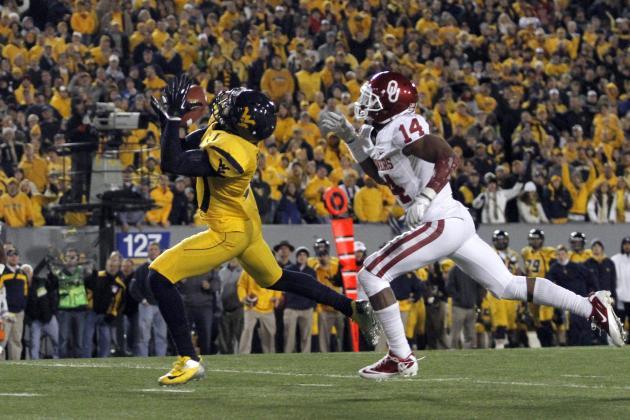 2013 NFL Draft: Full Scouting Report for Stedman Bailey