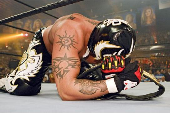Rey Mysterio Has Nothing Left to Prove in WWE
