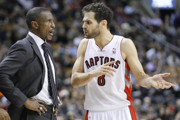 The Toronto Raptors' Latest Point Guard Controversy Is Set to Begin