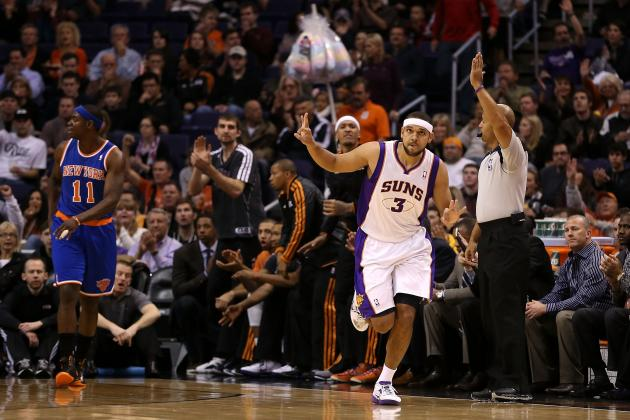 Suns Strokes: J.R. Smith spoils Jared Dudley's career night