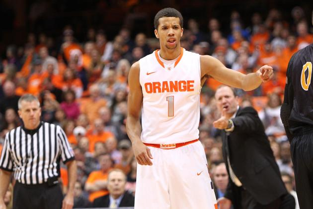 Syracuse Basketball: Michael Carter-Williams and Co. Show No Reason to Jump Ship