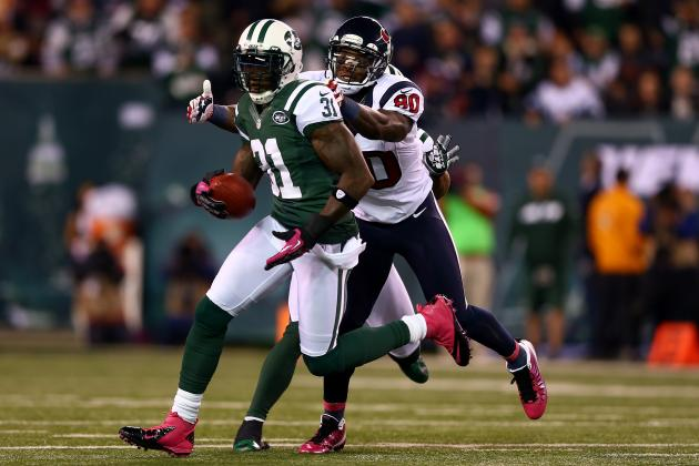 Antonio Cromartie Earns Second Career Pro Bowl Berth