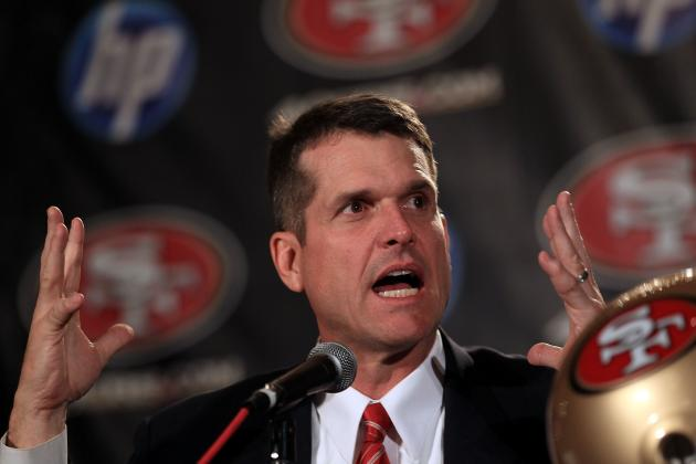 What Jim Harbaugh Means to the San Francisco 49ers