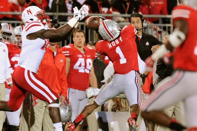 Bradley Roby's Return Would Be Huge for Buckeyes Defense in 2013