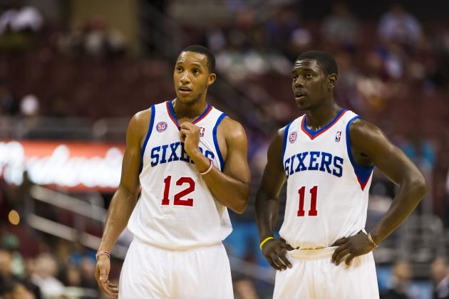 Jrue Holiday and Evan Turner Can Become Next Philadelphia 76ers Star Duo