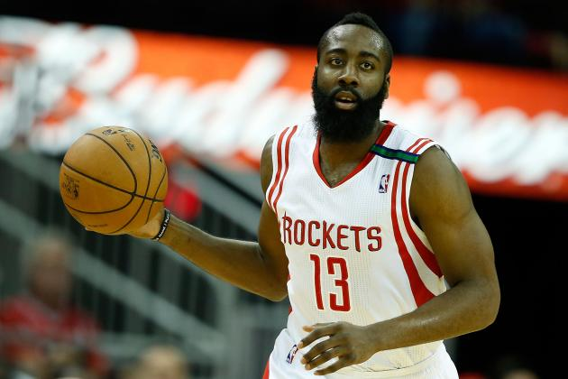 James Harden's Success Makes Houston a Landing Spot for Free Agents