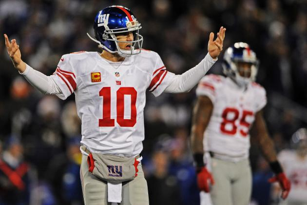 N.Y. Giants' Roller Coaster Season May Still End with a Trip to the NFL Playoffs
