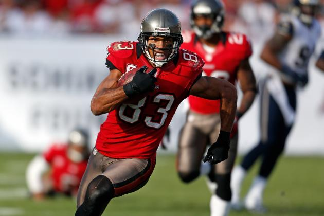 Doug Martin, Vincent Jackson Close, but Not Deserving of Pro Bowl Selection