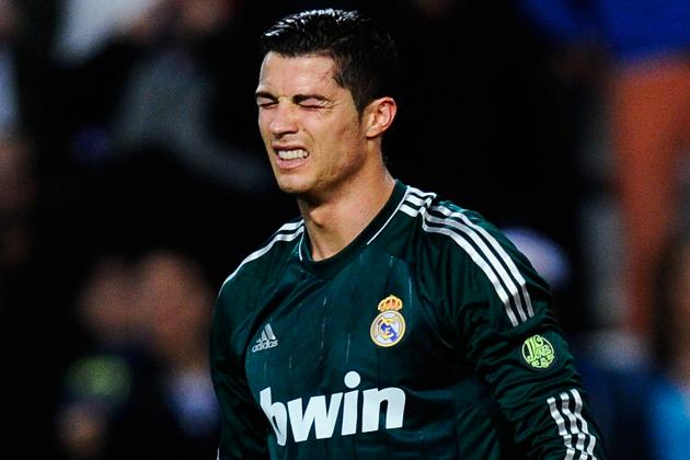 Ronaldo Rejects Improved Deal?