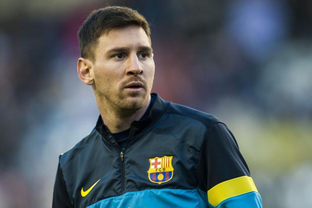 Messi Snubs Russian Mega Bid