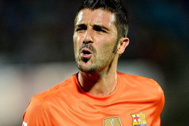 Chelsea Prepare €14m Villa Bid