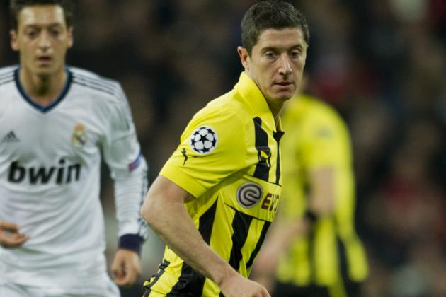 Pole Position: Man United on Verge of Sealing £18m Deal for Robert Lewandowski