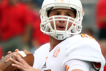 QB Nathan Peterman May Have Gained the Most from Vols Coaching Change