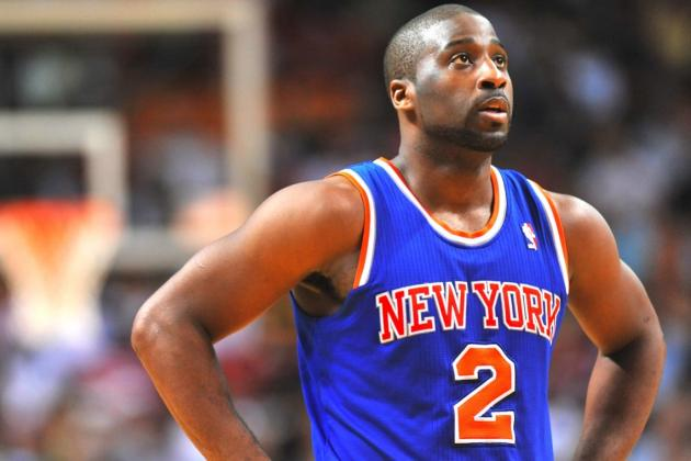 Raymond Felton Injury: Updates on Knicks Guard's Finger