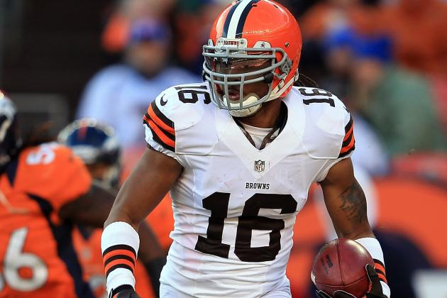 Josh Cribbs Sorry for Tweet
