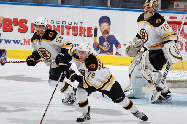 Boston Bruins: Weekend Preview for Their Minor League Affiliates