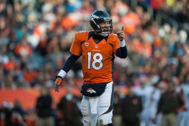 Peyton Manning: What Broncos QB Must Do in Week 17 to Lock Up MVP Award