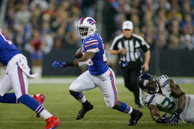 C.J. Spiller Deserved Pro Bowl Bid over Jamaal Charles, and Other AFC East News