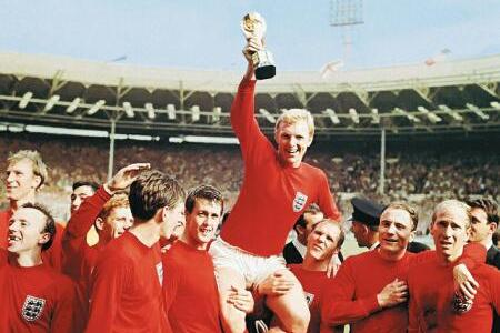 Great Team Tactics: England's World Cup Winners in 1966