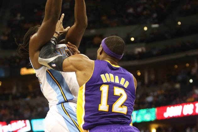 Dwight Howard: Frustrated Lakers Star Deserved Ejection for Egregious Actions