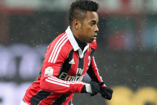 Milan Reveal Robinho Sale Latest