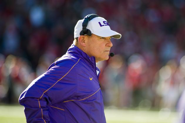 Five reasons LSU should  leave the Southeastern Conference
