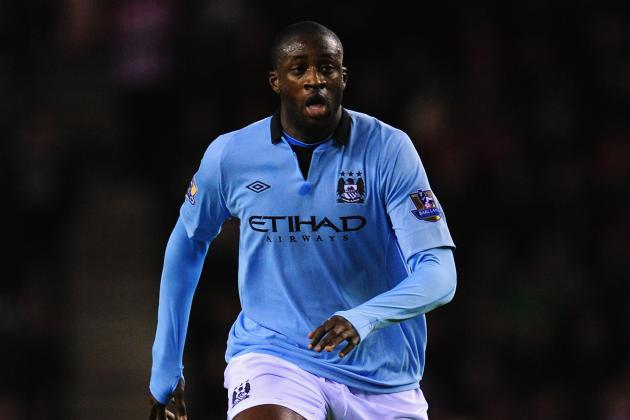 Manchester City's Yaya Toure Calls for Tactics Change