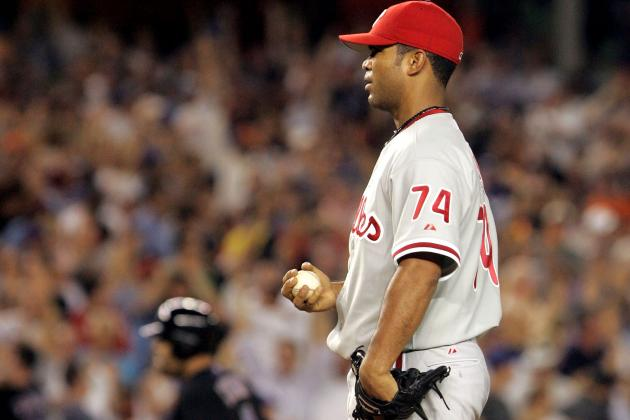 Former All-Star Closer Urbina Released from Jail