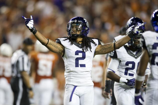 Jason Verrett Perseveres with the TCU Horned Frogs