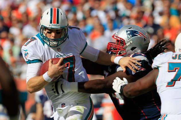 How the New England Patriots Can Shut Down Ryan Tannehill