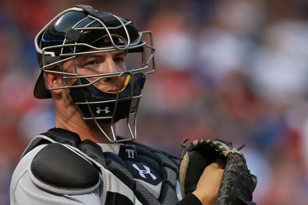 CWS Taking Big Gamble by Not Making Effort to Re-Sign Catcher A.J. Pierzynski