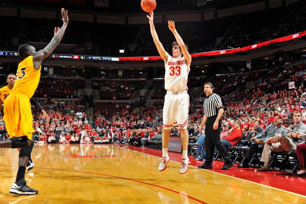 Ohio State Men's Basketball: Freshman Looks for Stronger Results