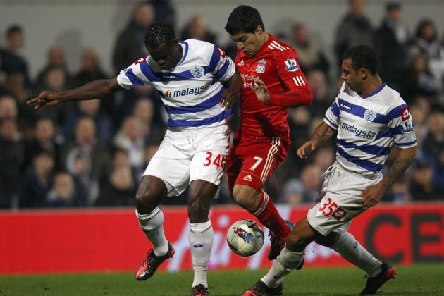 QPR vs. Liverpool: Date, Time, Live Stream, TV Info and Preview