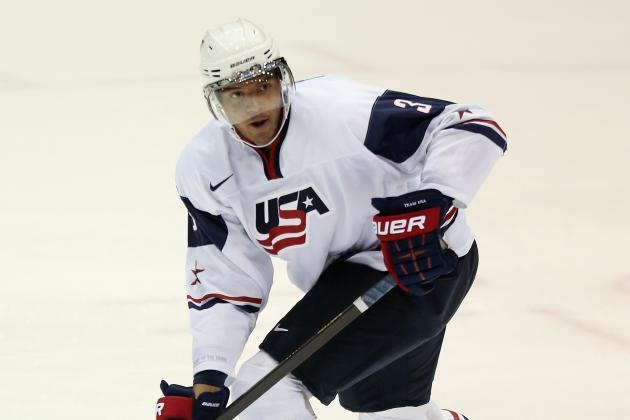 Team USA Dominates Germany 8-0 in First Game at World Junior Championships