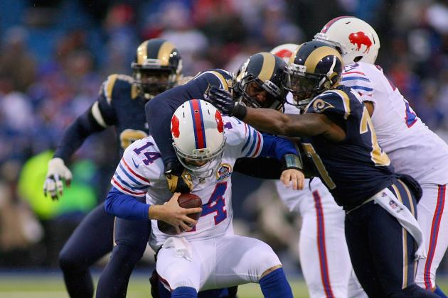 Rams Shooting for League Sacks Title
