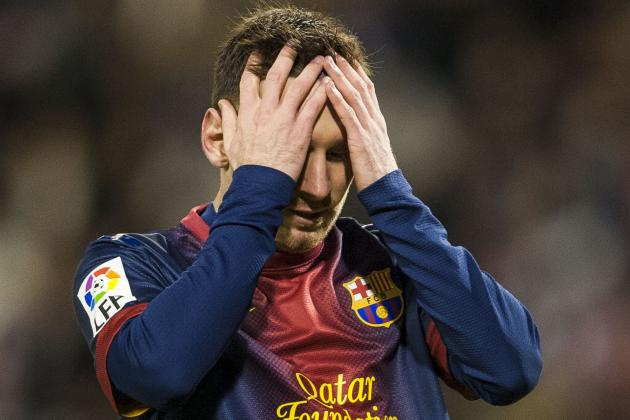 Messi: This Year Could Have Been Better for Barcelona