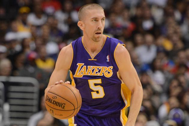 Report: Steve Blake Could Return to Lakers in 2-3 Weeks